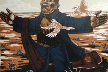 中国内蒙古自治区美术家协会会员高鹏  Gao Peng