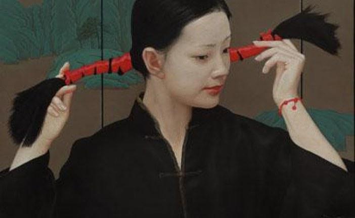 中国中央美术学院油画家夏星 Xia Xing
