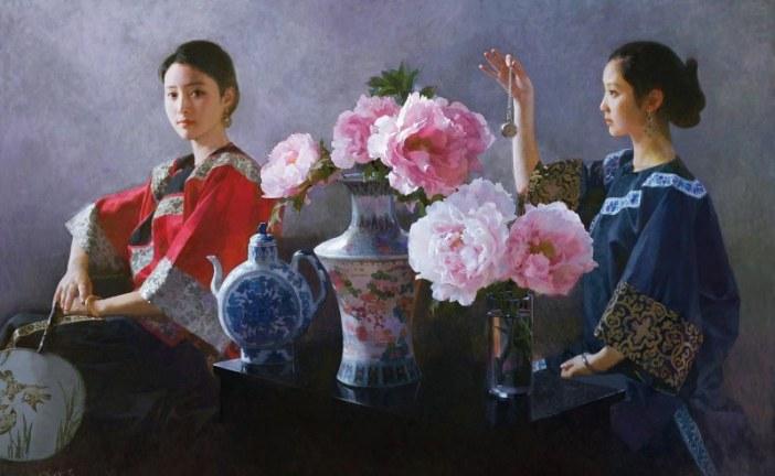 中国美术家协会会员陈衍宁 Chen YanNing
