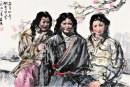 中国当代国画水墨画画家_钱来忠_Qian LaiZhong