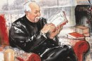新中国画教学法创始人_石齐_Shi Qi