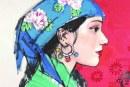 中国当代国画水墨人物画家_史国良_Shi GuoLiang