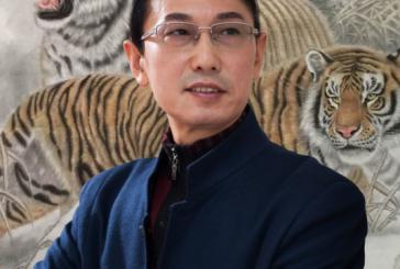 中国美术家协会会员高伟 Gao Wei