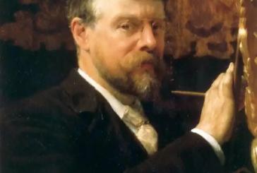 英国绘画大师阿尔玛-塔德玛 Lawrence Alma-Tadema