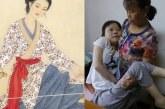 双手残疾的13岁少女的绘画作品屡获国际大奖