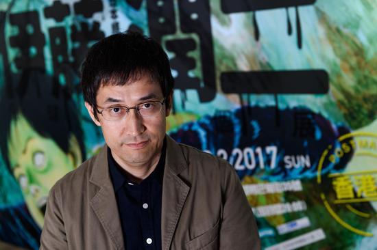 伊藤润二全球首次个展