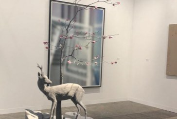 香港巴塞尔艺术展5天吸引8万访客