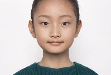 儿童画-小狗(油画)-姬铭舸-国际青少年美术家