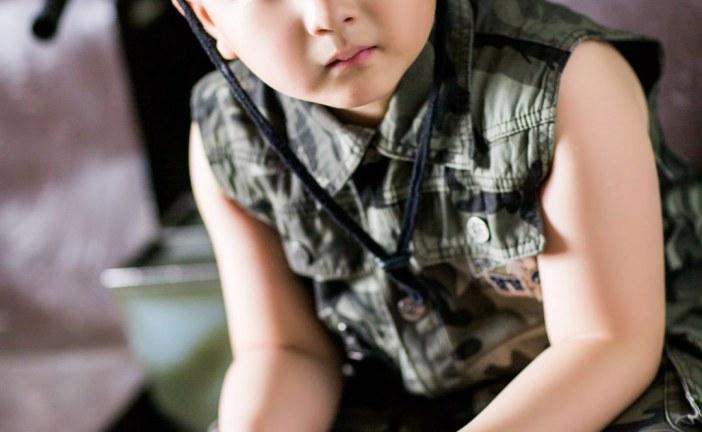 儿童画-斑马(水彩画)-高佳煜-国际青少年美术家