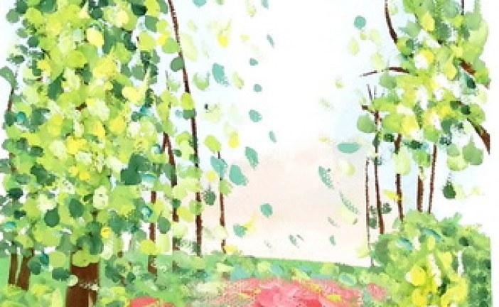 儿童画-水粉画-少儿水粉画-少儿书画大赛系列图库001