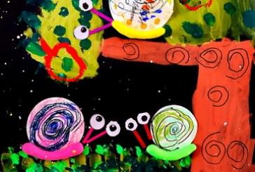 儿童画-水粉画-少儿水粉画-少儿书画大赛系列图库008