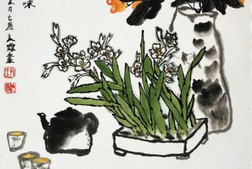 儿童画-中国画-少儿中国画-少儿书画大赛系列图库006