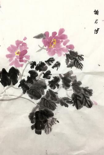 儿童画-中国画-少儿中国画-少儿书画大赛系列图库011