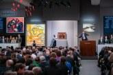 纽约苏富比当代艺术晚拍总成交额达3.62亿美元