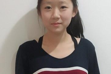 儿童画-转辗(素描画)-姜伊阳-国际青少年美术家
