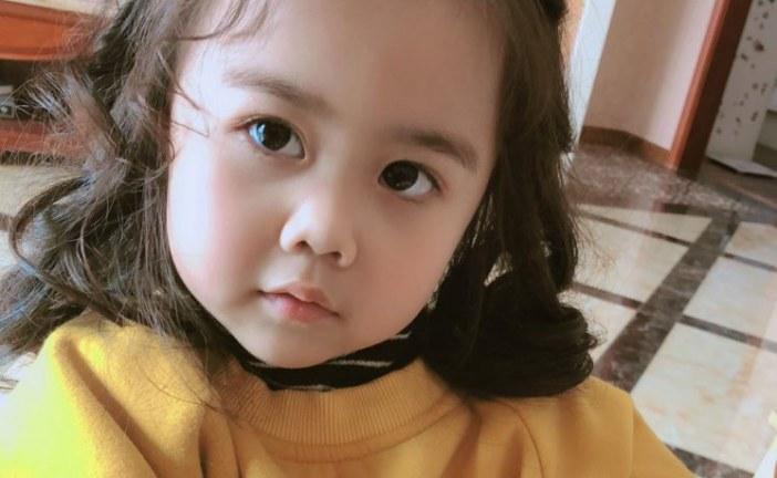 儿童画-中国公主(装饰画)-凃恩慈-国际青少年美术家_少美联赛