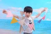 儿童画-青青校园(水彩画)-张浩晨-国际青少年美术家