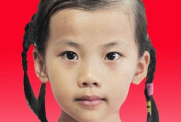 儿童画-金色梯田(水粉画)-韦思睿-国际青少年美术家
