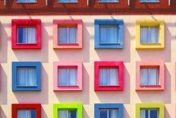 五彩斑斓的伊斯坦布尔建筑