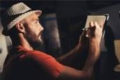 当一个艺术家兼容绘画和摄影