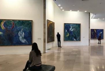 法国马克∙夏加尔国立博物馆小记