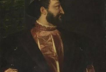 """弗朗索瓦一世 """"意大利艺术的狂热爱好者"""""""