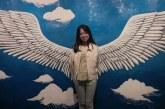 儿童画-冥想(素描)-张静方-国际青少年美术家