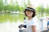 儿童画-  窗外(水彩画)-冯子萱-国际青少年美术家_少美联赛
