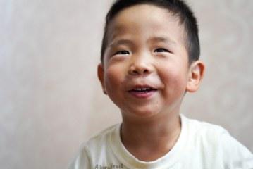 儿童画-小白(水彩画)-徐周洲-国际青少年美术家_少美联赛
