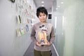 儿童画-  返古(水粉画)-樊俊辉-国际青少年美术家
