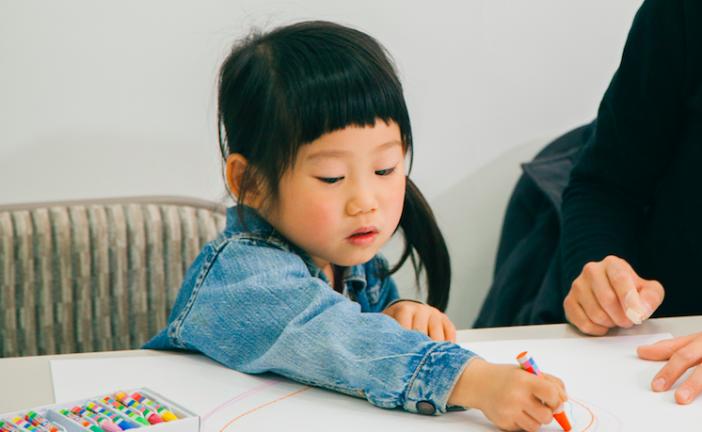 儿童画-假如我有一课圣诞树(水彩画)-蒋乐佳-国际青少年美术家_少美联赛