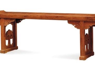 明式家具再掀拍卖热点 一张桌子两千七百万成交