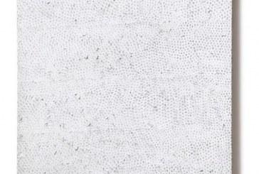 草间弥生《无尽的网#4》拍卖估价7000万港币