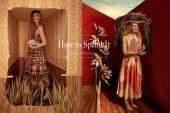 艺术与时尚的融合:超现实中的怪诞少女