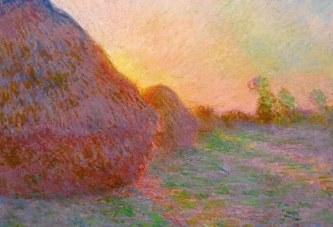 莫奈《干草堆》系列将于纽约苏富比上拍