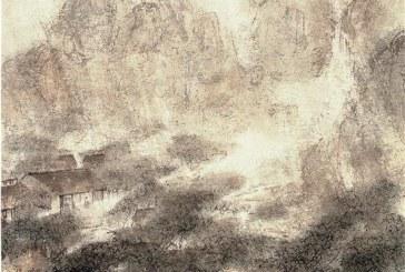 """刍议现代书画名家-傅抱石的""""写生观"""""""