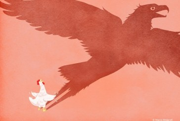 Marco Melgrati|移动互联网时代的反思插画