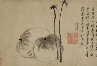 八大山人《蕨瓜图》领衔香港苏富比秋拍