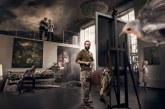 平衡抽象和具象的挪威著名画家_拉斯·艾琳_Lars Elling