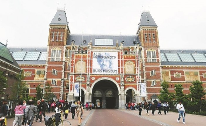 """荷兰""""伦勃朗年""""举办25场全球巡回展"""