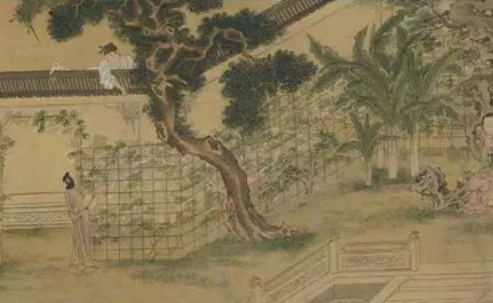 历数中国历史上沦落风尘的女书画家们