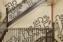 街头涂鸦艺术已成为拍卖品