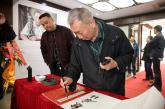 丁立人作品展亮相桂林市花桥美术馆