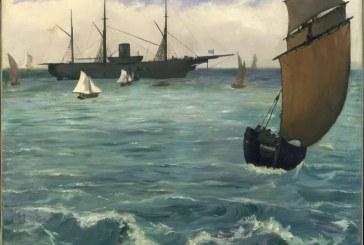 西方艺术_关于大海的臆想