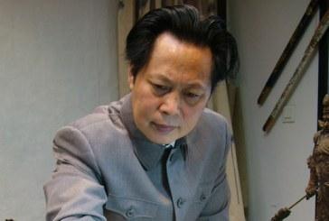 中国当代历史题材国画家_汪国新_Wang GuoXin