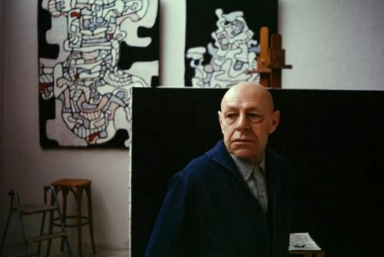 法国现代艺术大师_让·杜布菲_Jean Dubuffet