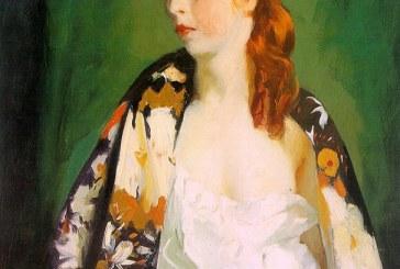 美国近代油画家_罗伯特亨利_Robert Henri
