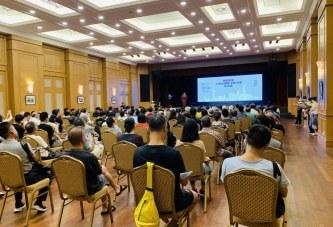 【楹联展开幕】周慧珺杯——上海市楹联书法大赛作品展