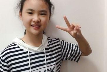 油画_梦之鹿_陈静霖_国际青少年美术家_少美联赛