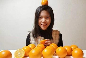 水彩画_孔雀_沈宇芯_Maggie Shen_国际青少年美术家_少美联赛